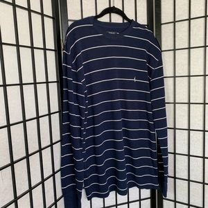 Polo by Ralph Lauren Blue & White Stripe